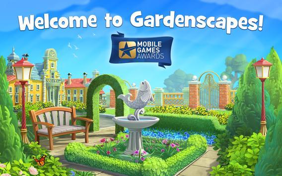 夢幻花園 (Gardenscapes) 截圖 16