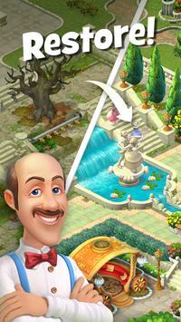 夢幻花園 (Gardenscapes) 截圖 1