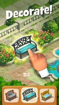 夢幻花園 (Gardenscapes) 截圖 3