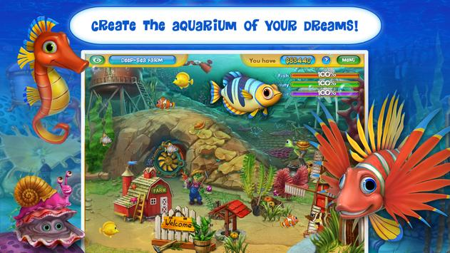 Fishdom 2 apk screenshot