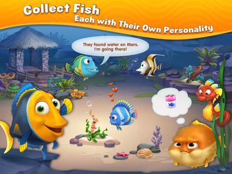 Fishdom apk screenshot