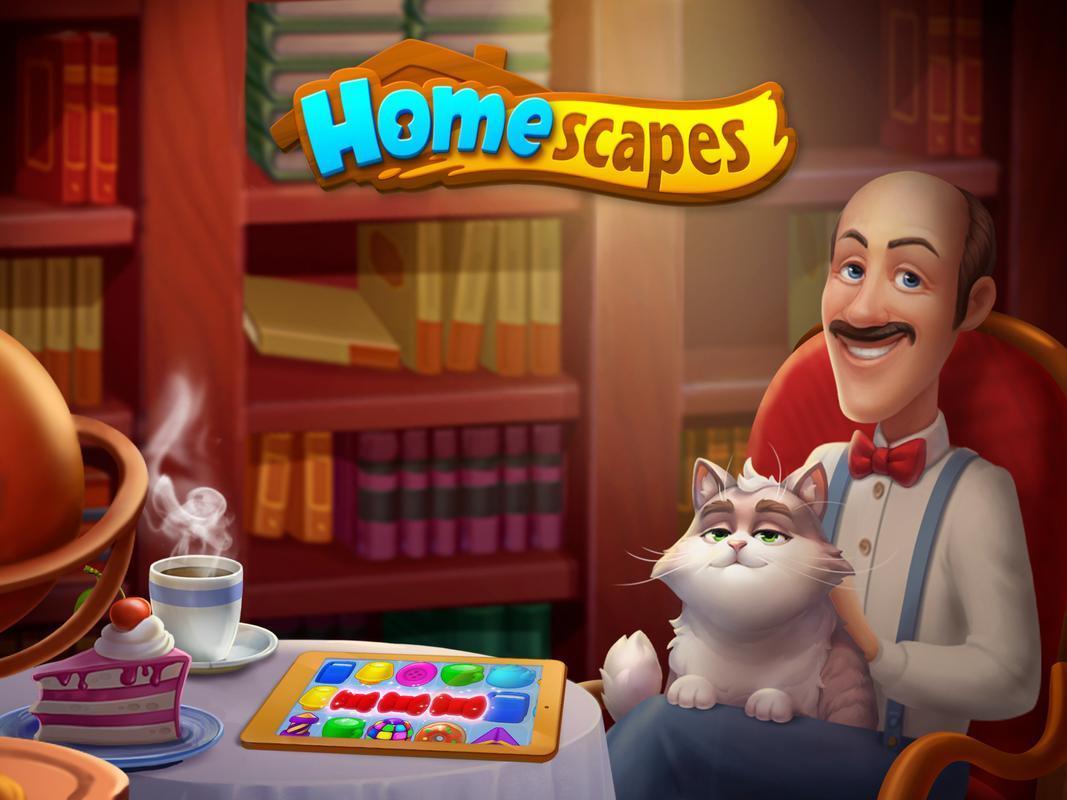 ホーム スケイプ 無料 ホームスケイプのインテリア・完成図・パズルギミックについて。