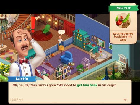 Homescapes apk screenshot