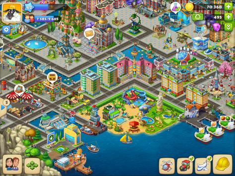 Township apk screenshot