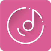 Music player professional icon