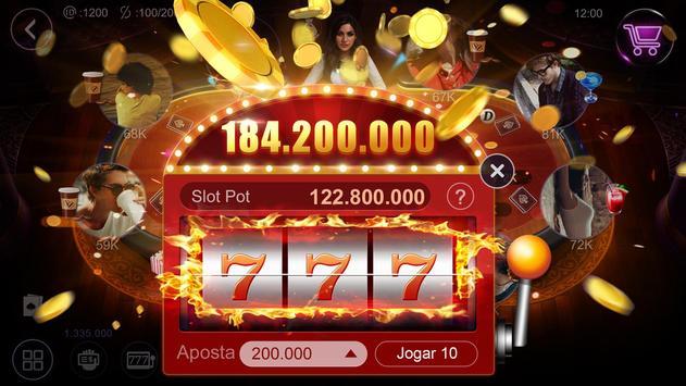 Poker Brasil HD - Artrix Poker apk screenshot