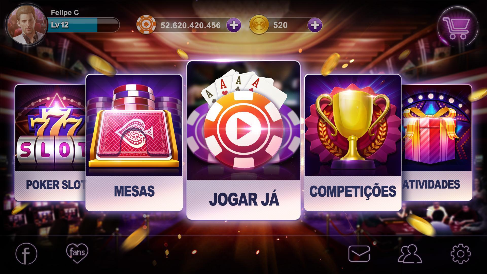Jogo Poker Brasil