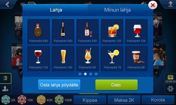 Suomipokeri HD apk screenshot