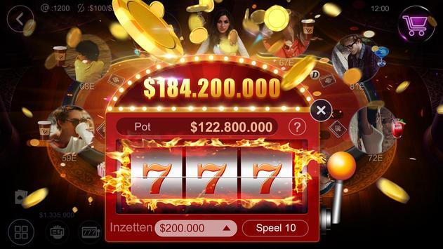 Holland Poker screenshot 1
