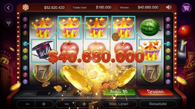 Holland Poker - Gratis Hold'em&gokkast&kaarten apk screenshot