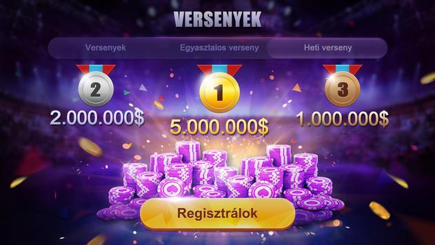 Póker Magyarország screenshot 3