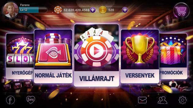 Póker Magyarország screenshot 4