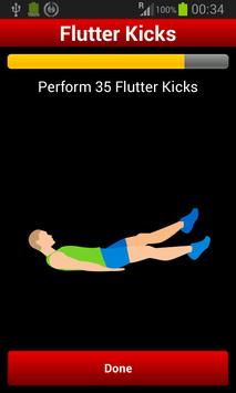 30 Day Abs Workout Challenge screenshot 9
