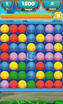 Line Jelly Slime apk screenshot