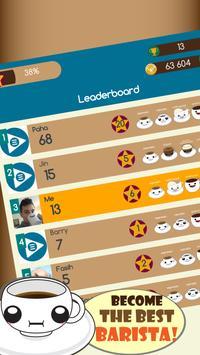 Puzzle Caffe - Coffee Game screenshot 2
