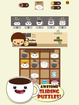 Puzzle Caffe - Coffee Game screenshot 4