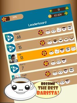 Puzzle Caffe - Coffee Game screenshot 7