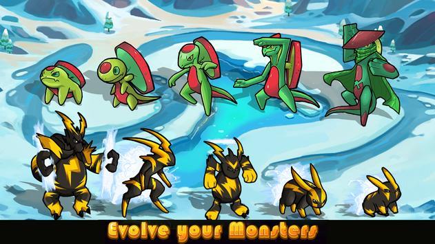 Cutie Monsters Tower Defense 2 apk screenshot