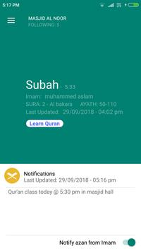 learn quran tajweed with voice offline poster