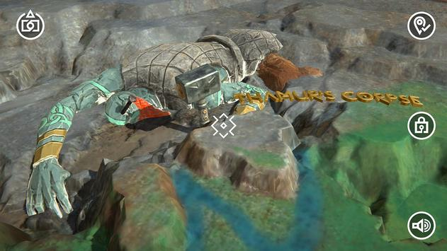 God of War | Mimir's Vision syot layar 3