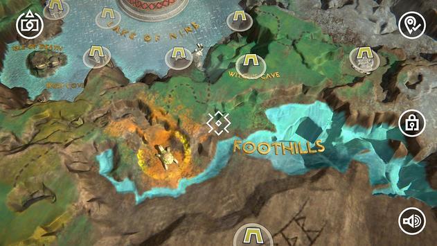God of War | Mimir's Vision syot layar 12