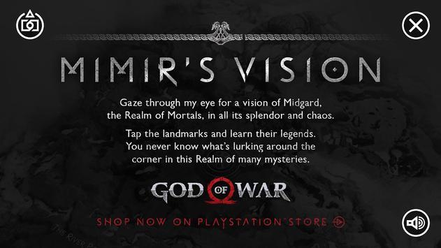 God of War | Mimir's Vision syot layar 1