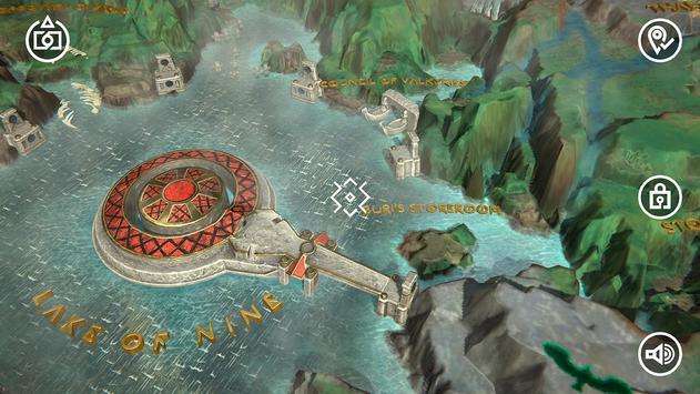 God of War | Mimir's Vision syot layar 2