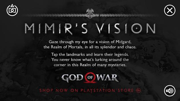 God of War | Mimir's Vision syot layar 8