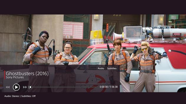 PlayStation™Video Android TV screenshot 2