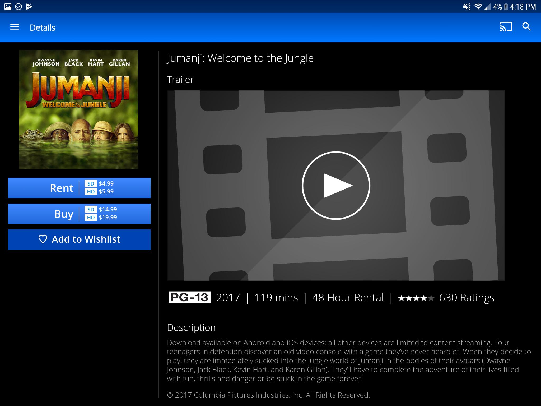 PlayStation™Video for Android - APK Download