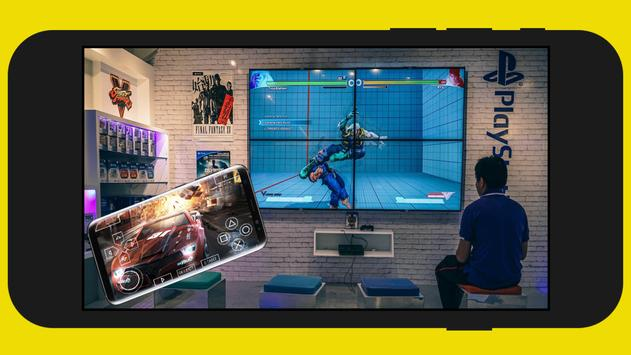 PSP Emulator 2018 - PSP Emulator games for android poster