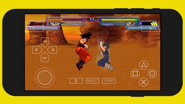 PSP Emulator 2018 - PSP Emulator games for android screenshot 1