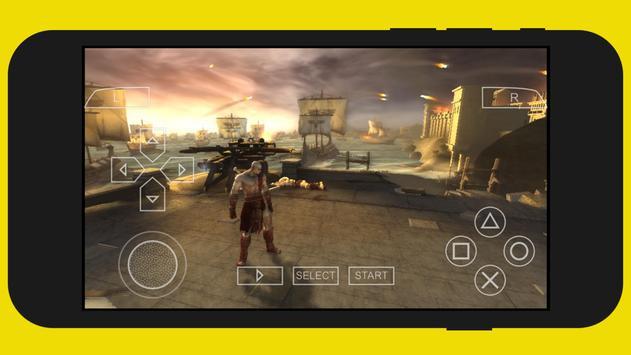 PSP Emulator 2018 - PSP Emulator games for android screenshot 4