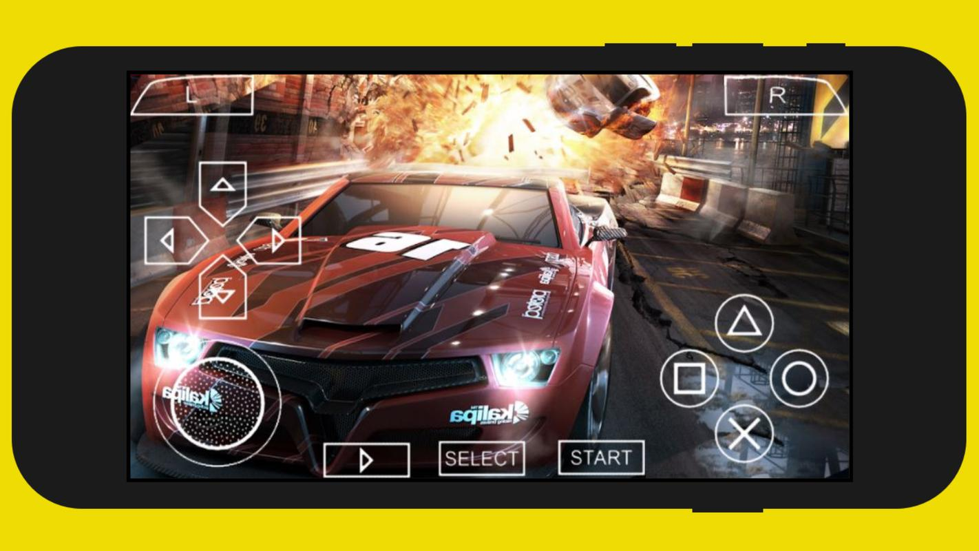 Best PSP emulator Android - Play PSP Games on Android. - BounceGeek