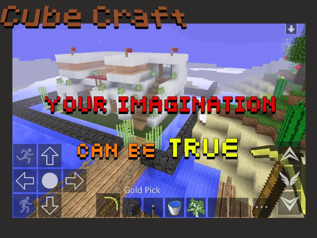 Cubecraft for Android - APK Download