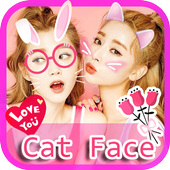 Cat Face Plus ikona
