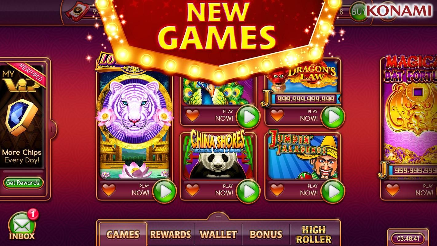 Free Vegas Slot Apps