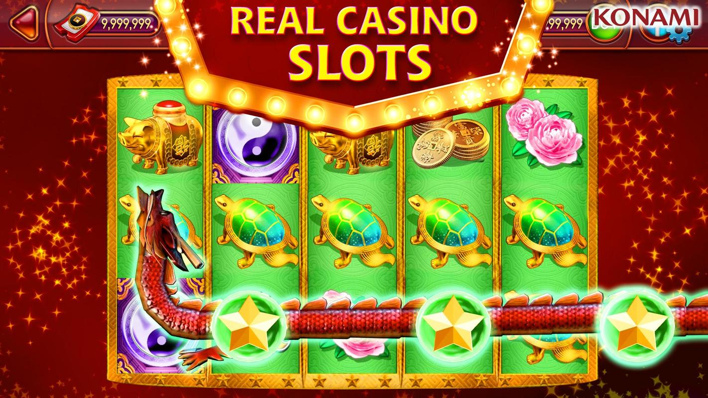 My Konami Slots Free Vegas Casino Slot Machines Apk