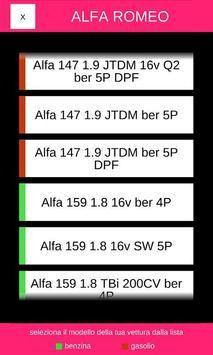 Costo Carburante screenshot 5