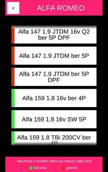 Costo Carburante screenshot 13