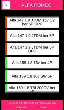 Costo Carburante screenshot 21