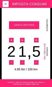 Costo Carburante screenshot 3