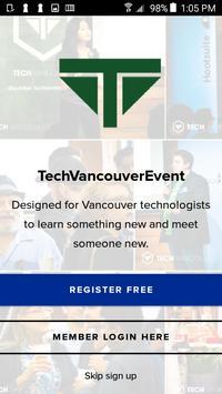 TechVancouverCommunityApp screenshot 3