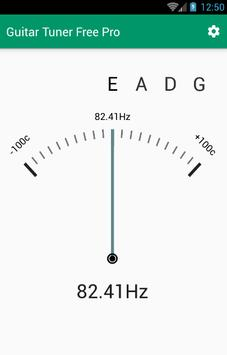 🎸Guitar Tuner Pro FREE - Live poster