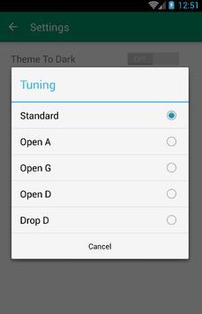 🎸Guitar Tuner Pro FREE - Live apk screenshot