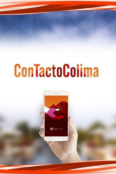 ConTactoColima poster