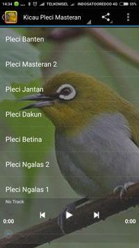Kicau Pleci Terlengkap apk screenshot