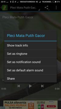 Pleci Masteran Mancai screenshot 3