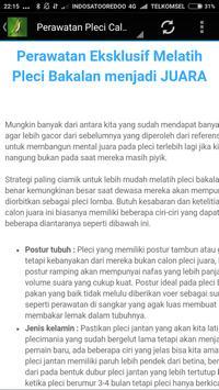 Pleci Masteran Mancai screenshot 1