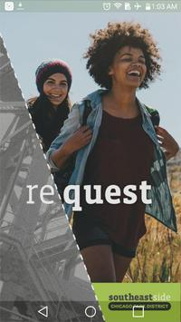 ReQuest: Chicago Park District poster